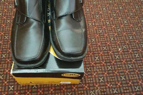 Erstkommunion Schuhe Gr 33