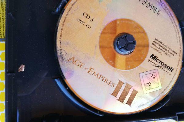 CD u. DVD spiele