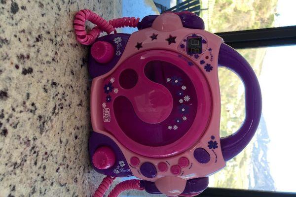 CD Player für Mädchen