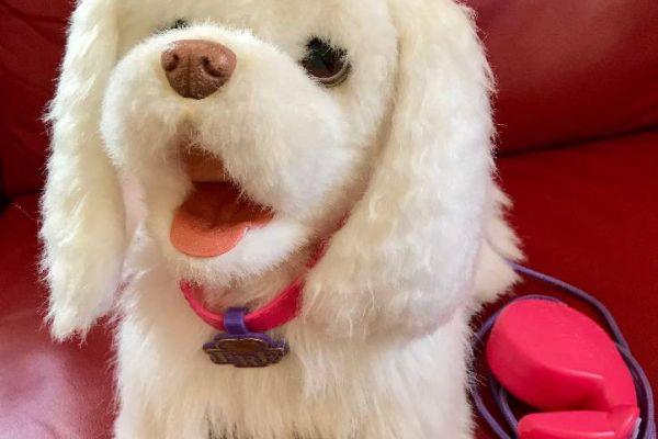 Spielzeug Hund FurReal Friends GoGo