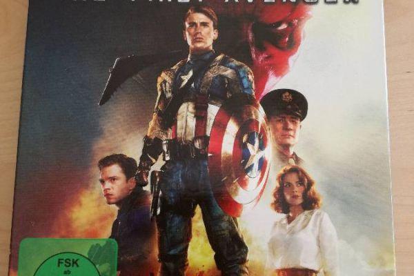 Captain America - The First Avenger (Blu-ray + DVD)