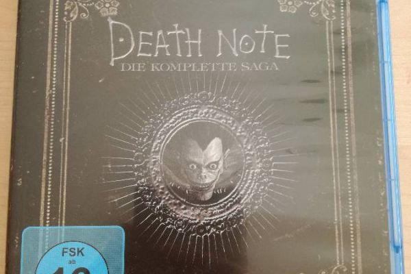 Death Note - die komplette Saga