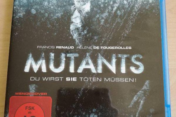 Mutants - Du wirst sie töten müssen! (Blu-ray)