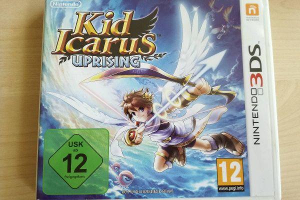 Kid Icarus Uprising (Nintendo3DS)