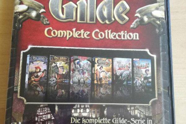 Die Gilde - Complete Collection (für PC)