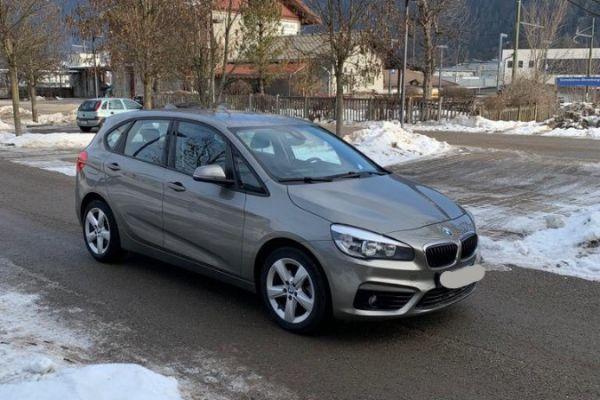 BMW 218d Active Tourer Sport