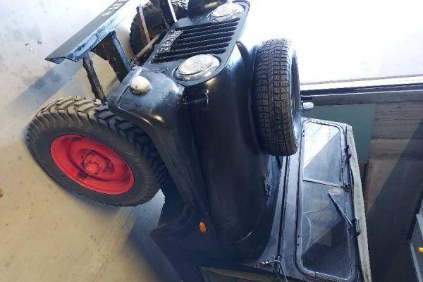 Verkaufe Jeep Willys