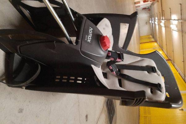 Hamax - Kinder-Fahrradsitz hinten