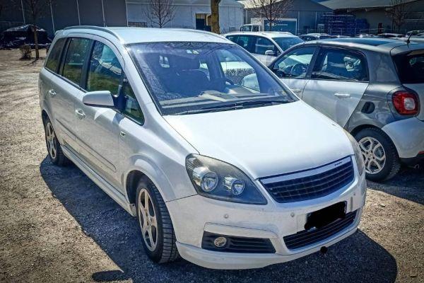 Opel Zafira 1,9l CDTI