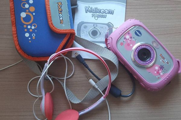 Kidizoom Vtech Touch