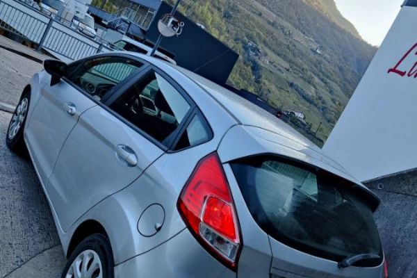Ford Fiesta auch für Führerscheinneulinge geeignet.