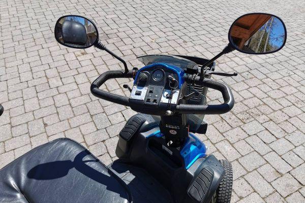 Senioren Scooter Elektromobil Victory XL 140