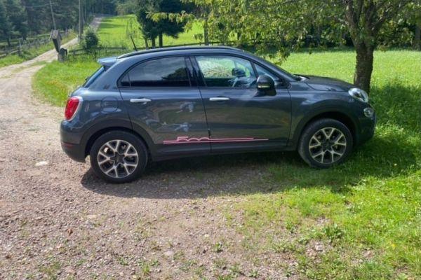 Verkaufe Fiat 500x