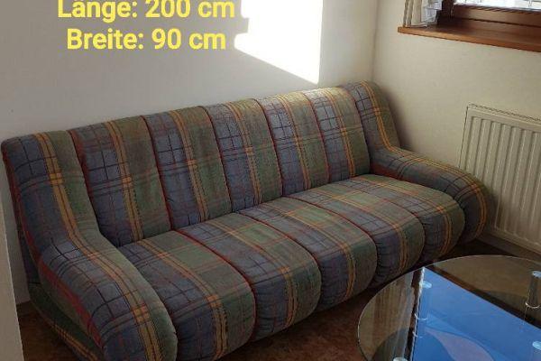 Couch zu verkaufen