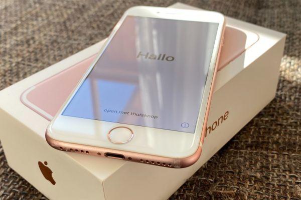 iPhone 7 Roségold 32 GB wie neu inkl. OVP + Zubehör