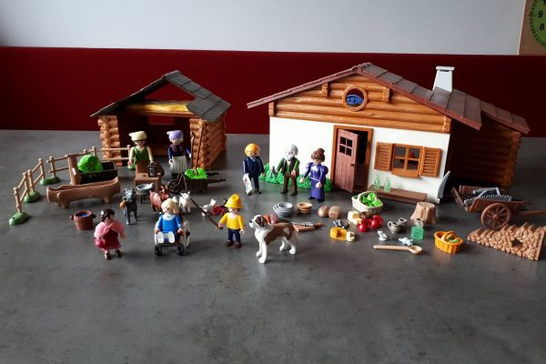 "Playmobil ""Heidi"""