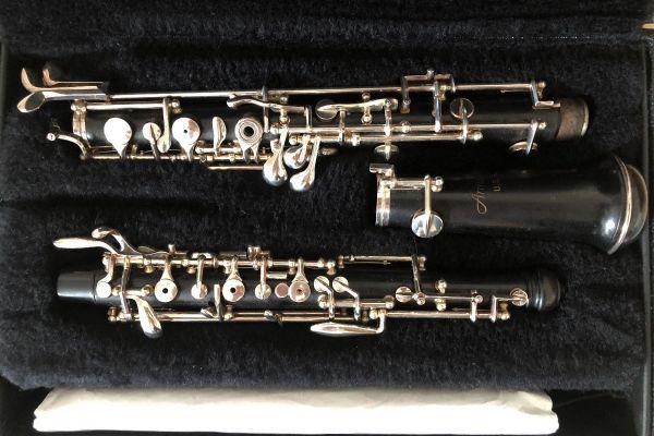 Oboe zu verkaufen