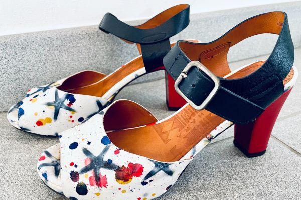 Verkaufe Chie-Mihara-Sandalen