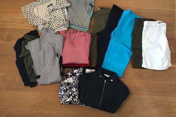 Verkaufe Kleiderpaket S/M