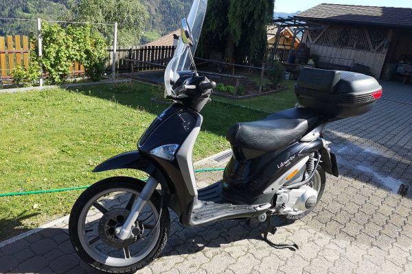 125er scooter piaggio