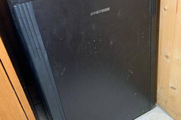 Lautloser Kühlschrank 40L