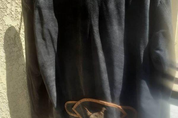 Trachtenjacke in Leder XL