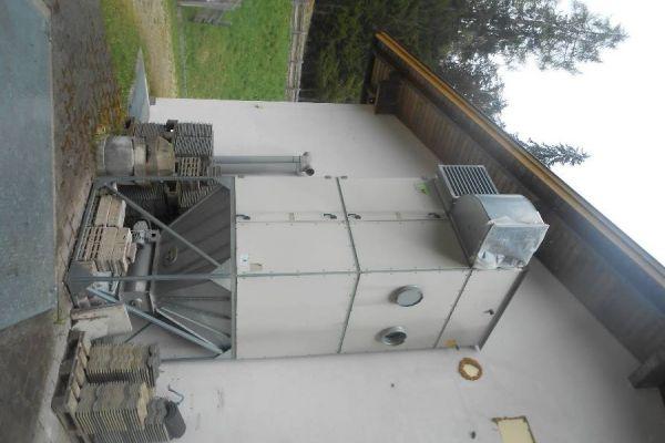 Absaugung - Filterstation