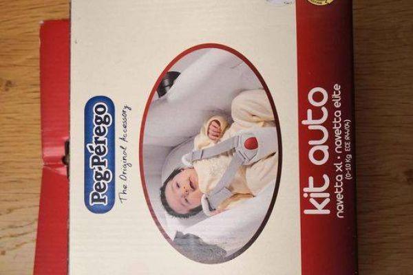 Kit Auto Peg Perego