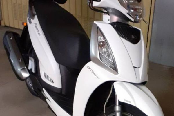 Scooter Kymco People 300 GTI