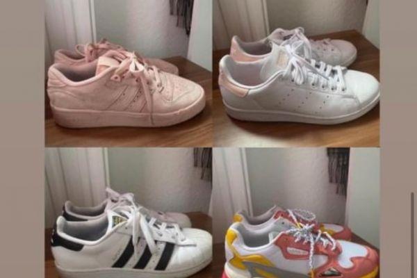 Verkaufe Adidas Schuhe