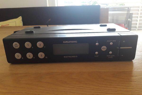 Küchenradio Grundig