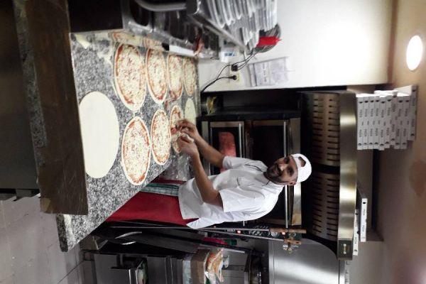 cuoco pizzaiolo