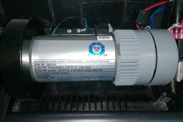 Motor für Fitneslaufband von Domyios und ähnliche