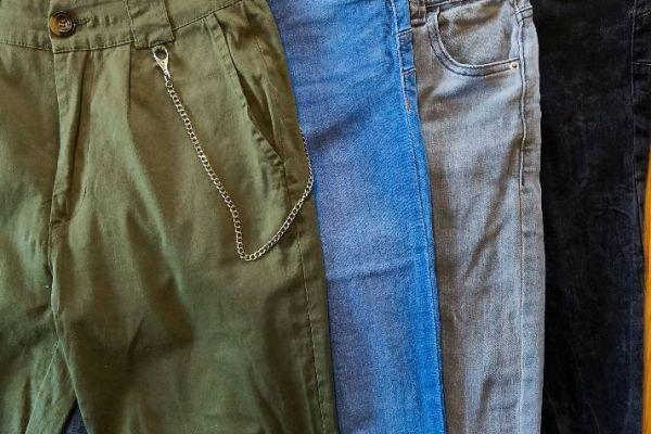 Kleidung  für Jugendliche