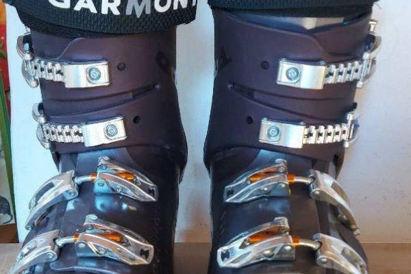 GARMONT Freeride-Skitourenschuhe - Größe 28