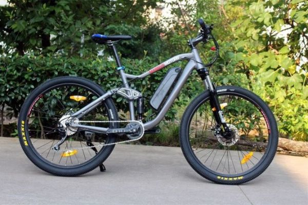 E-Bike Mountainbike - Pedelec Antrieb - 500 Watt