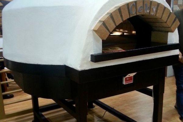Holz Pizzaofen super Zustand