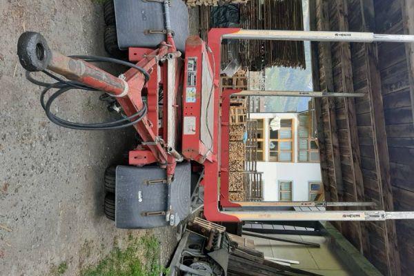Verkauf von Achleitner Zweiachs-Hänger für Holztransporte