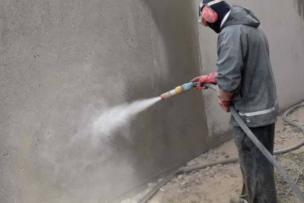 Suche Arbeiter für Sandstrahlen