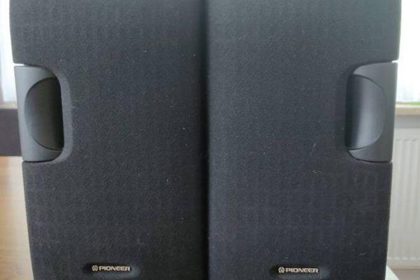 Stereo-Boxen