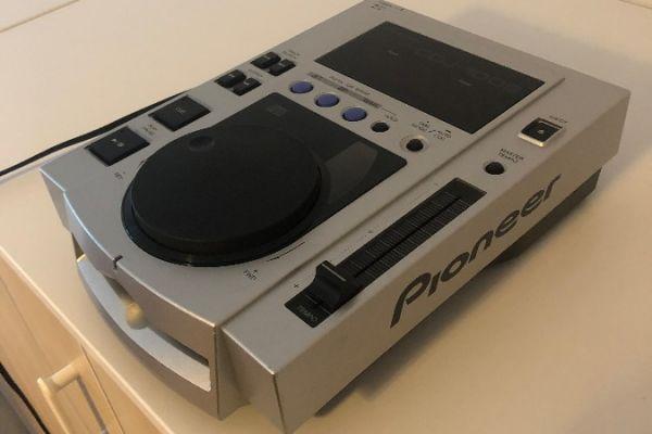 Pioneer CDJ 100S CD-Player für DJs TOP ZUSTAND!!!