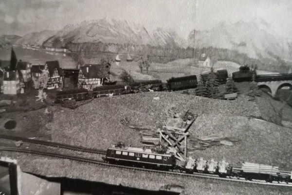 Fleischmann H0 - Analog. Lokomotiven und Wagen, Faller Modellgebäude
