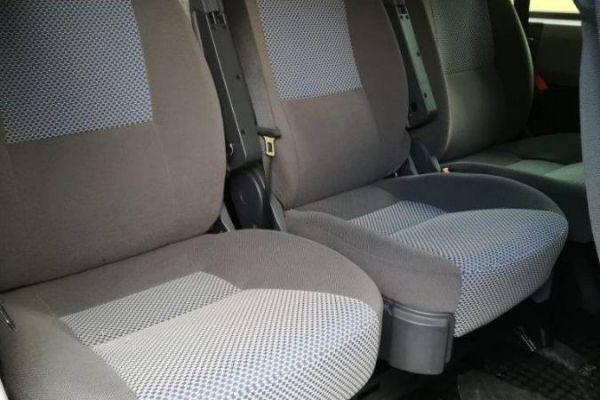 Hintere Sitze Fiat Ducato Panorama