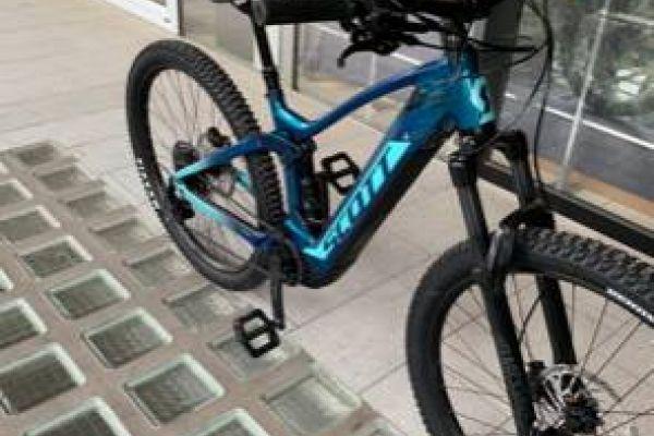 E-Bike in Top Zustand abzugeben -  BOSCH