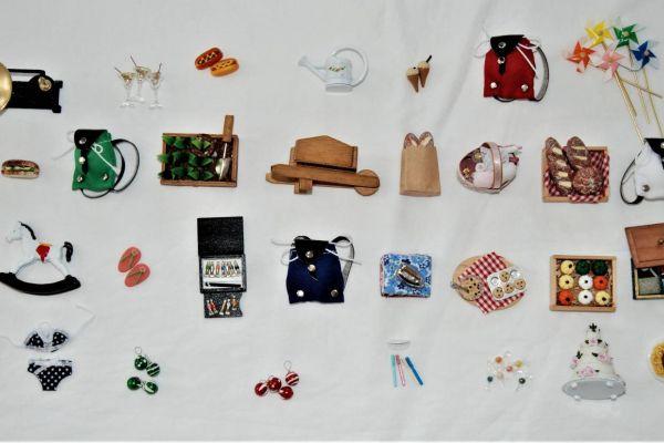 Verschiedene Miniaturen