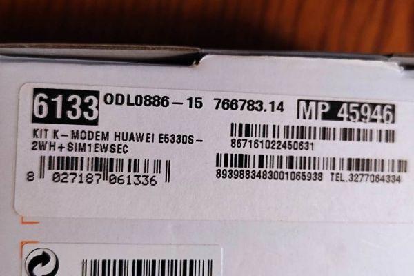 Mobiles Wi Fi Modem Huawei