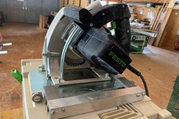 Festool Baustofftrennsäge AXT 50 LA-Plus