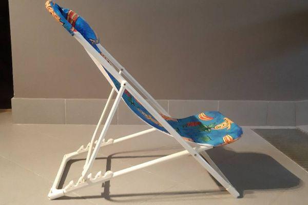 Kinderliegestuhl