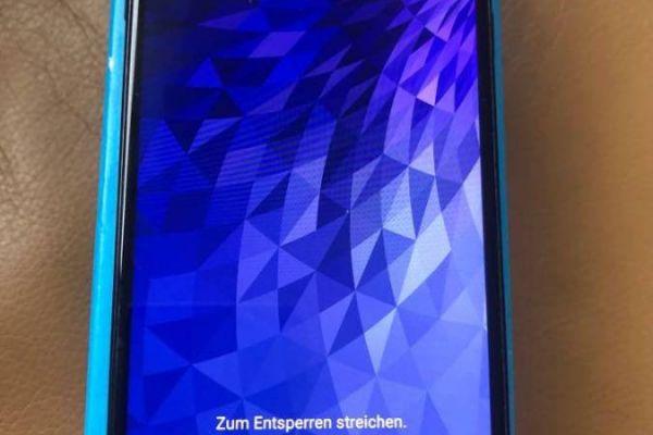 Samsung J6  32gb. zuverkaufen