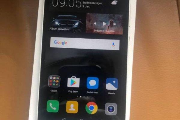 Huawei P8 Lite zuverkaufen